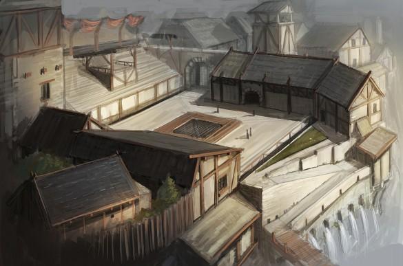 arène médiévale 7
