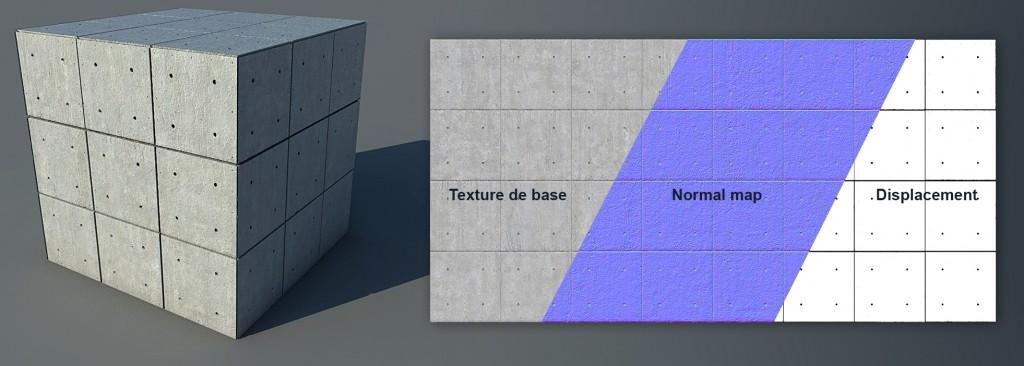 Ajouter des textures en dessin