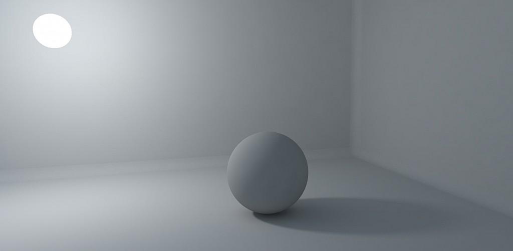 Dessiner une lumière omnidirectionnelle