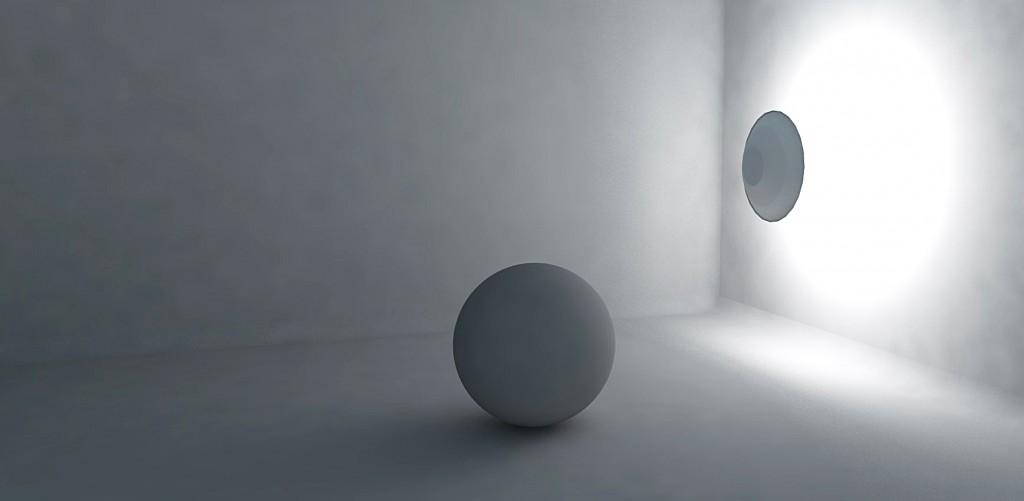 La lumière indirecte