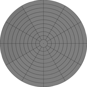 roue chromatique et valeur