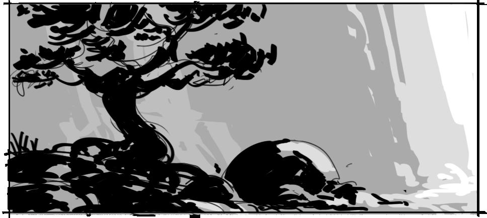 Regroupement-du-noir-pour-créer-du-contraste-sur-un-dessin